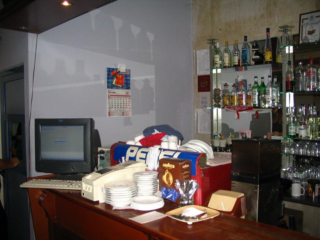 Программа автоматизации ресторант, кафене, бар, клуб - София