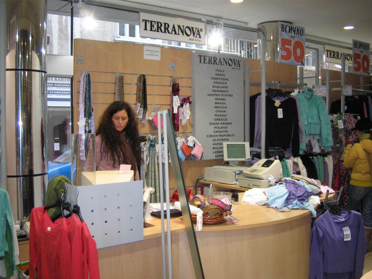 Программа автоматизации магазин,дрехи,обувки,верига - Бургас