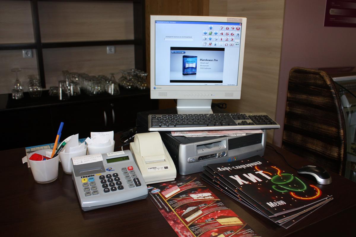 Програма за автоматизация на , кафене, бар - Варна