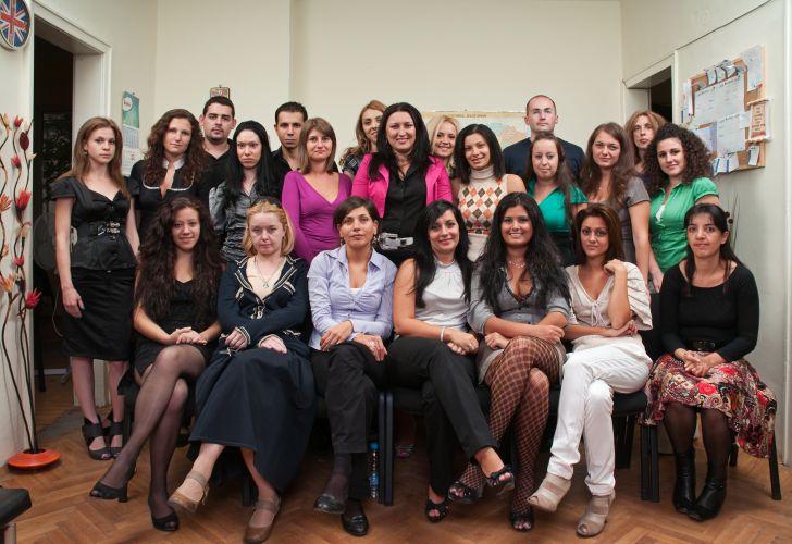 Программа автоматизации ,училище,чужди езици,CRM - София