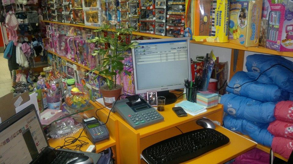 Программа автоматизации ,магазин, бутик, детски кът, супермаркет, дрехи, обувки, детски стоки, верига,  - Плевен