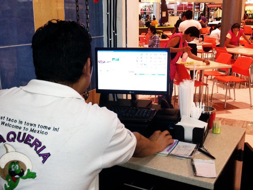 Программа автоматизации ,ресторант,бързо хранене - Мексико