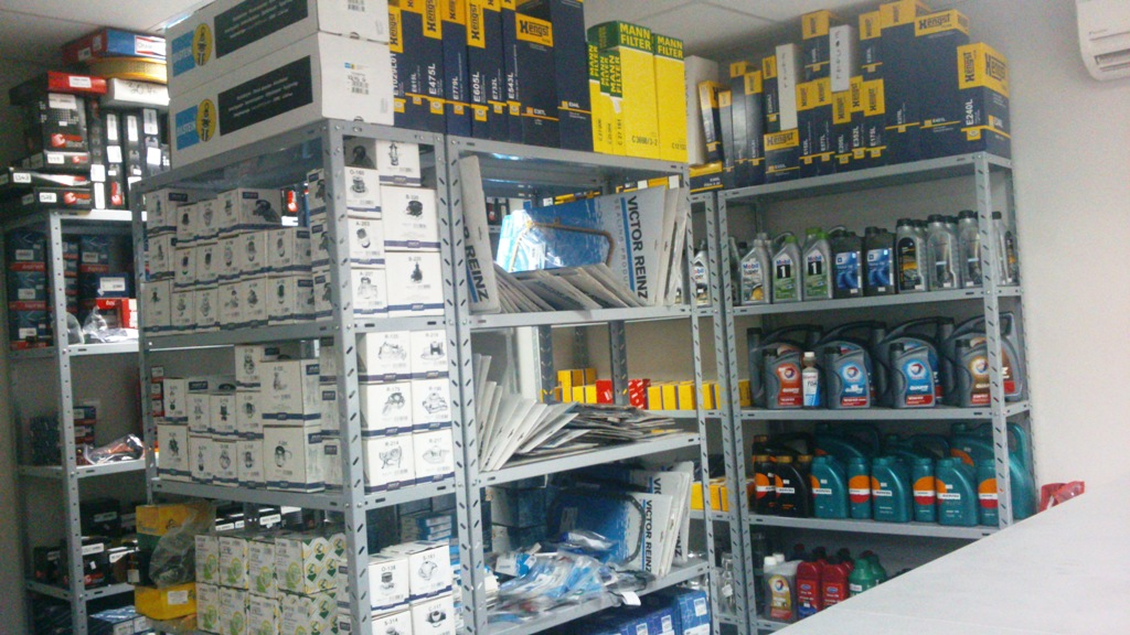 Програма за автоматизация на ,магазин, авточасти - Дупница