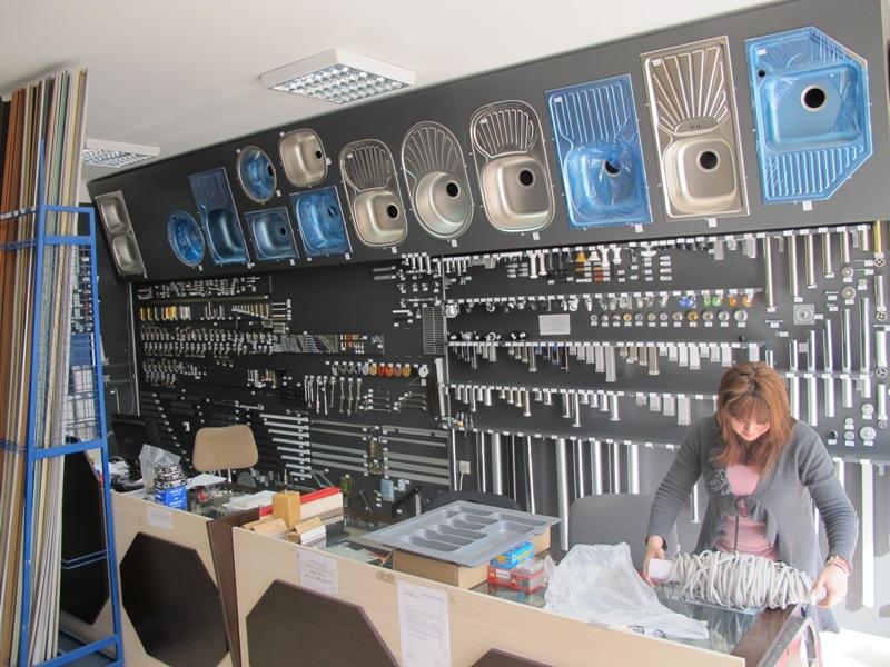 Програма за автоматизация на ,магазин, стрoителни материали, мебели - Велико Търново
