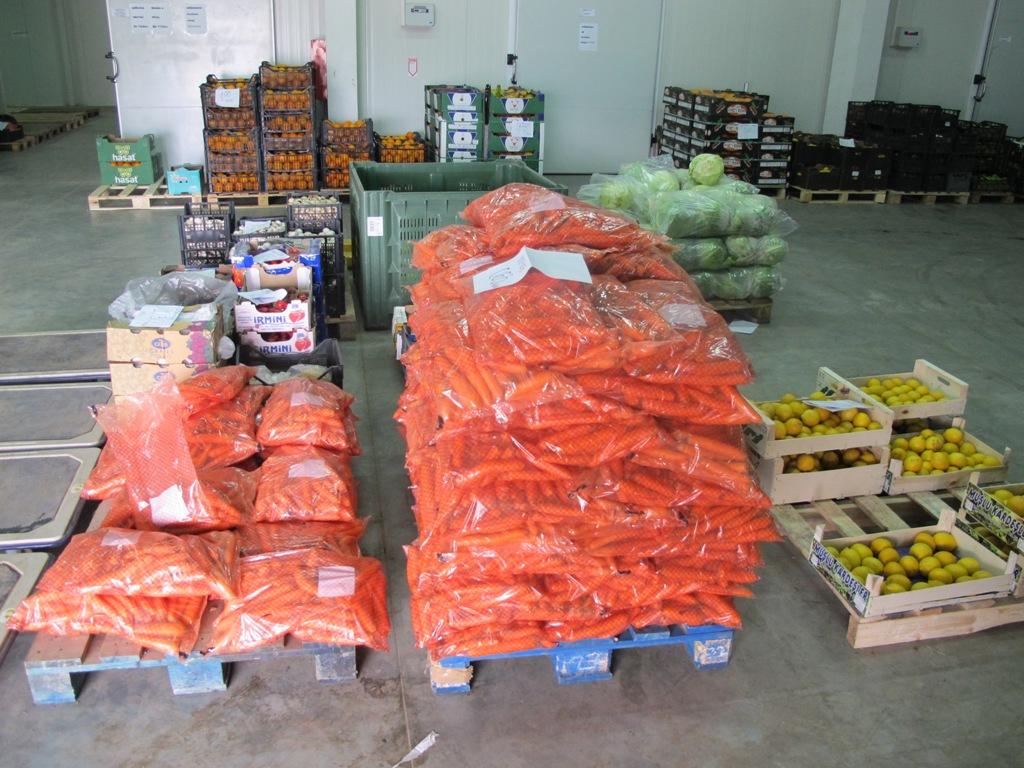 Програма за автоматизация на борса, склад,магазин, хранителни стоки, плодове и зеленчуци - Велико Търново