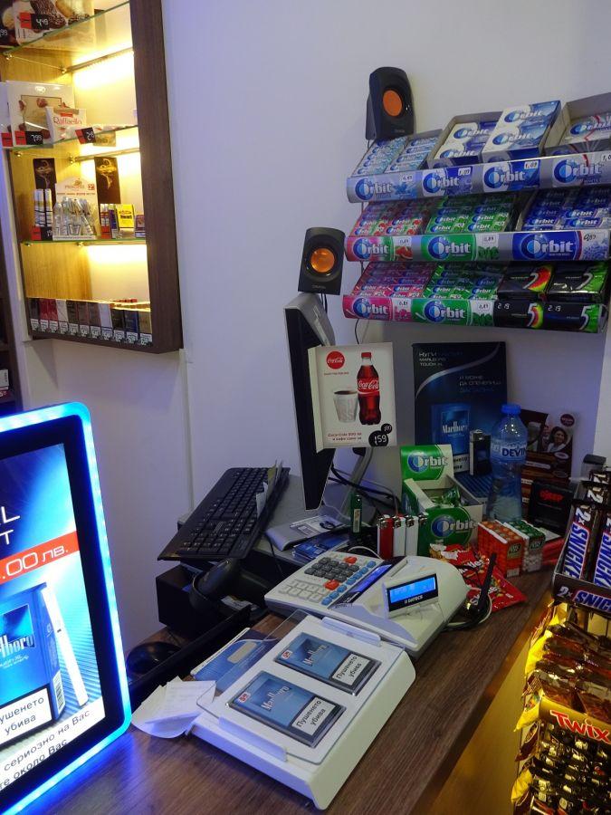 Програма за автоматизация на ,магазин - Варна