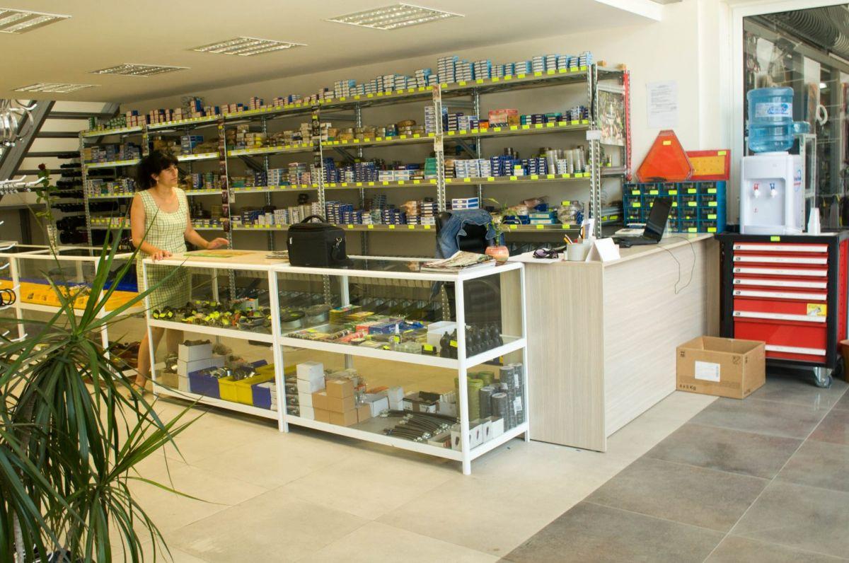 Программа автоматизации ,магазин, авточасти - Провадия