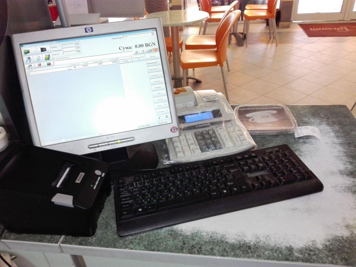 Програма за автоматизация на ,магазин, кафене, детски кът, верига, сладкарница - Варна