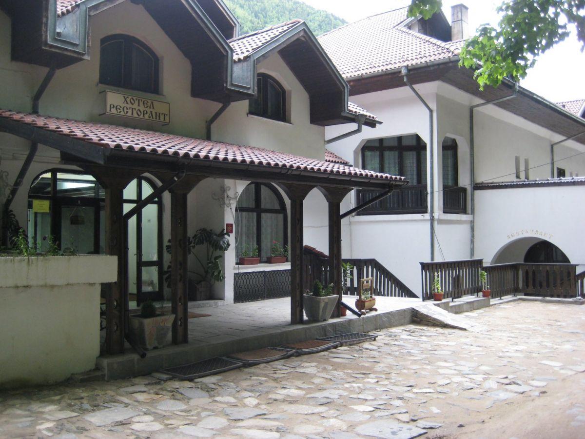 Программа автоматизации хотел, ресторант, кафене, верига - Рилски манастир