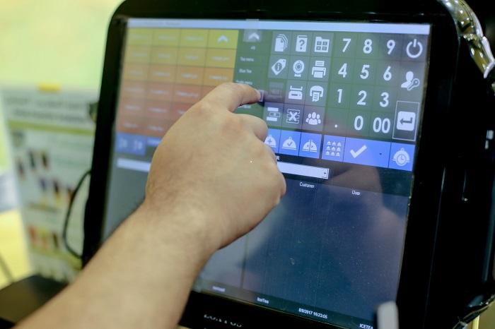 Програма за автоматизация на , бар - Рияд